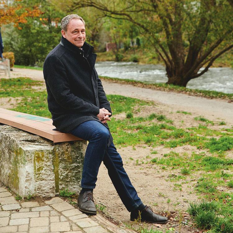 Rédacteur en chef deChillimagazine, porteur de projet de la Lokhalle, Lars Bargmann nous parle de son lieu préfére à Freiburg.