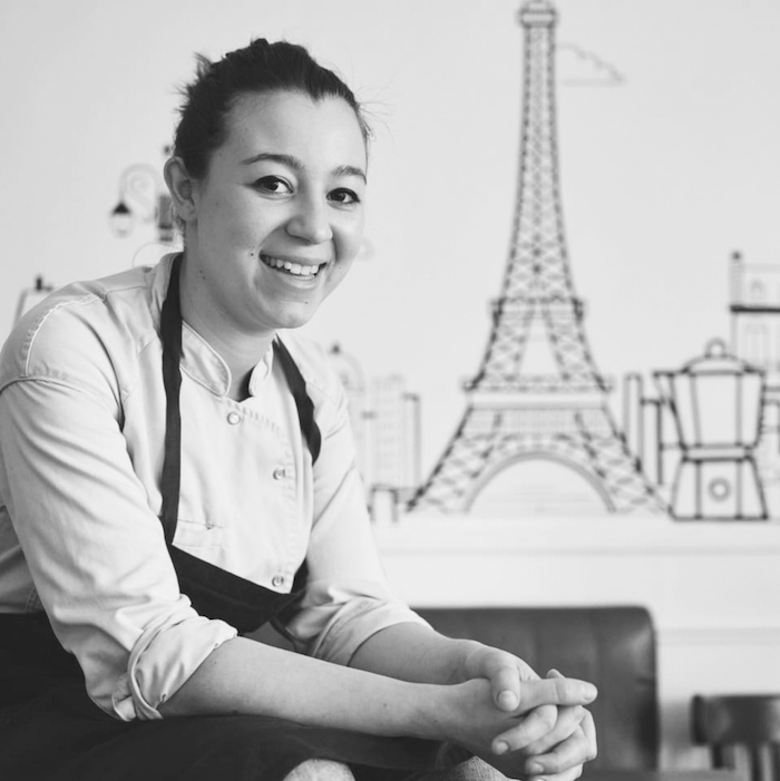 Marion Goettlé au Café Mirabelle