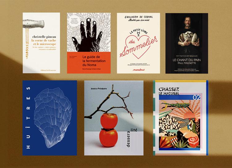 Sorties hiver 2019, quelques livres à lire et à déguster.