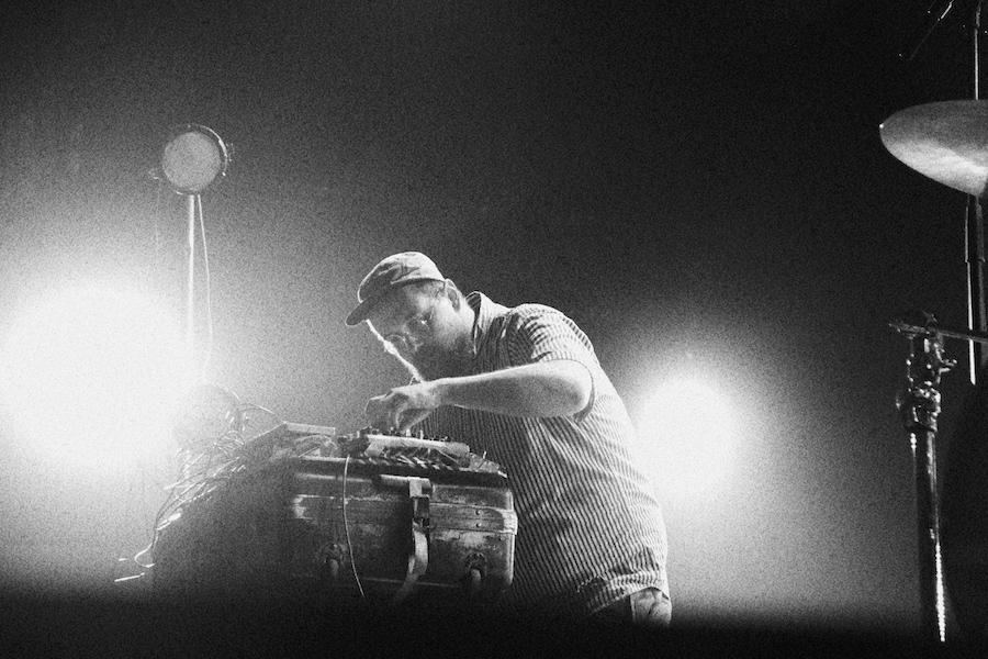 Dan Deacon © GéNéRiQ Festival