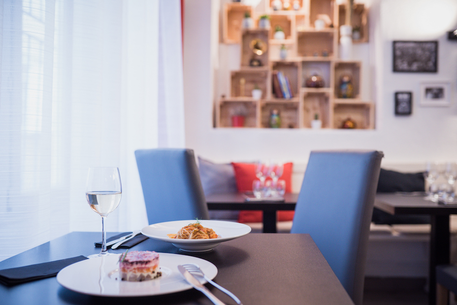 Restaurant Transsibérien. Photo Jésus s. Baptista