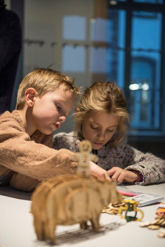 Atelier 5e lieu Alban Hefti / Musées de Strasbourg Zut