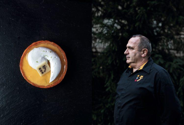 Jean-Claude Ziegler, pâtissier Strasbourg, photo Christophe Urbain