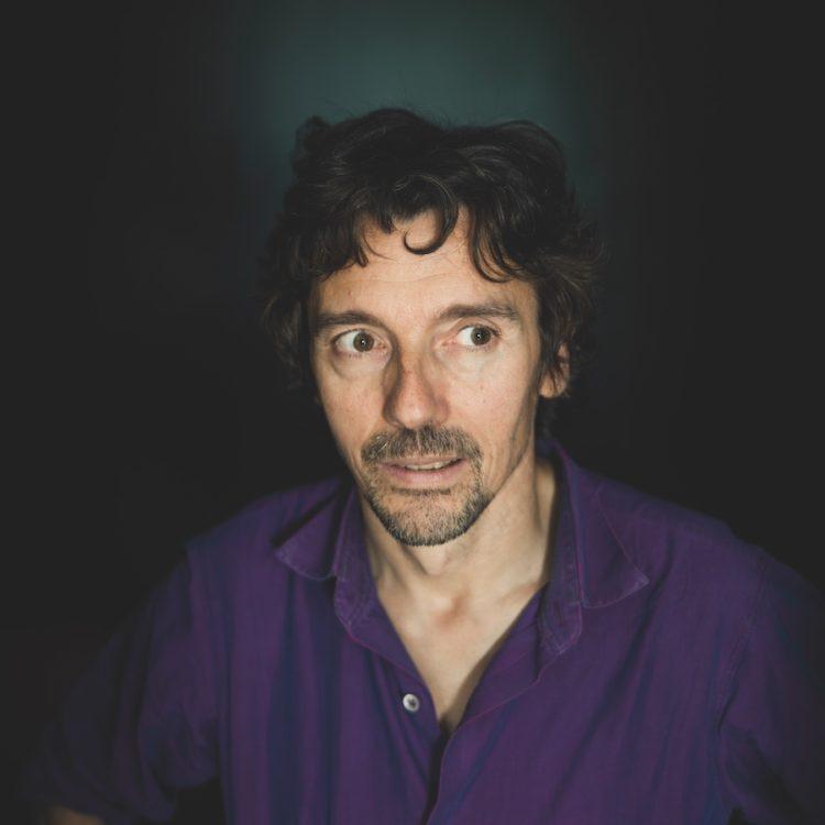 Stanislas Nordey, comédien, metteur en scène, directeur du Théâtre National de Strasbourg. Portrait de Pascal Bastien