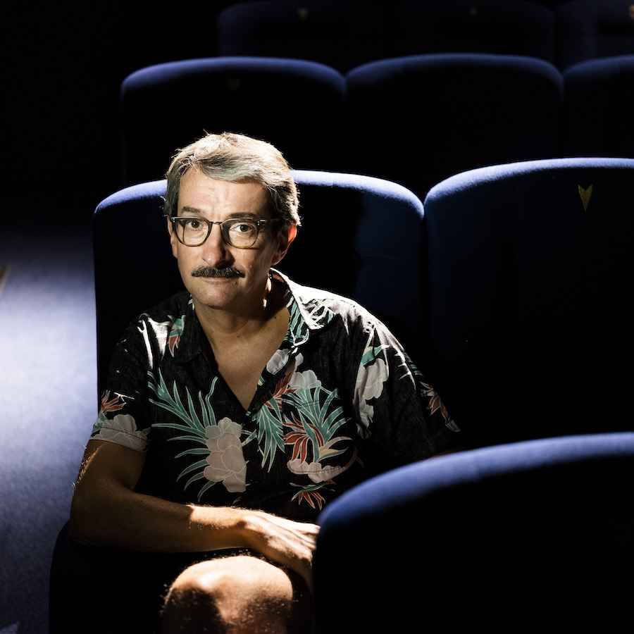 Stéphane Libs cinémas Star © pascal bastien