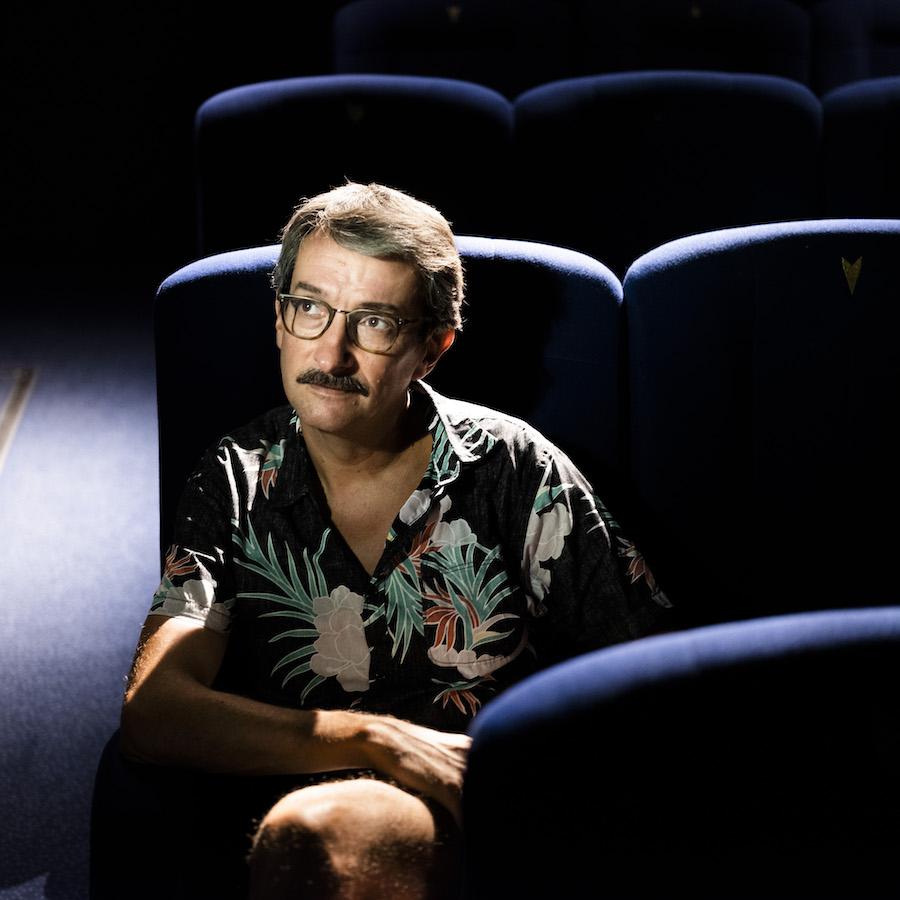 Stéphane Libs, cinémas Star Strasbourg © Pascal Bastien