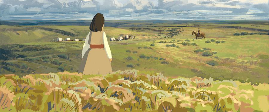 Calamity, une enfance de Martha Jane Cannary, un film de Rémi Chayé