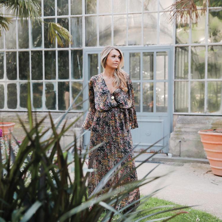 ZUT-LORRAINE—Monika Misiraca, fondatrice du showroom mariage Mannda, photographiée au Jardin Botanique @Romain Gamba