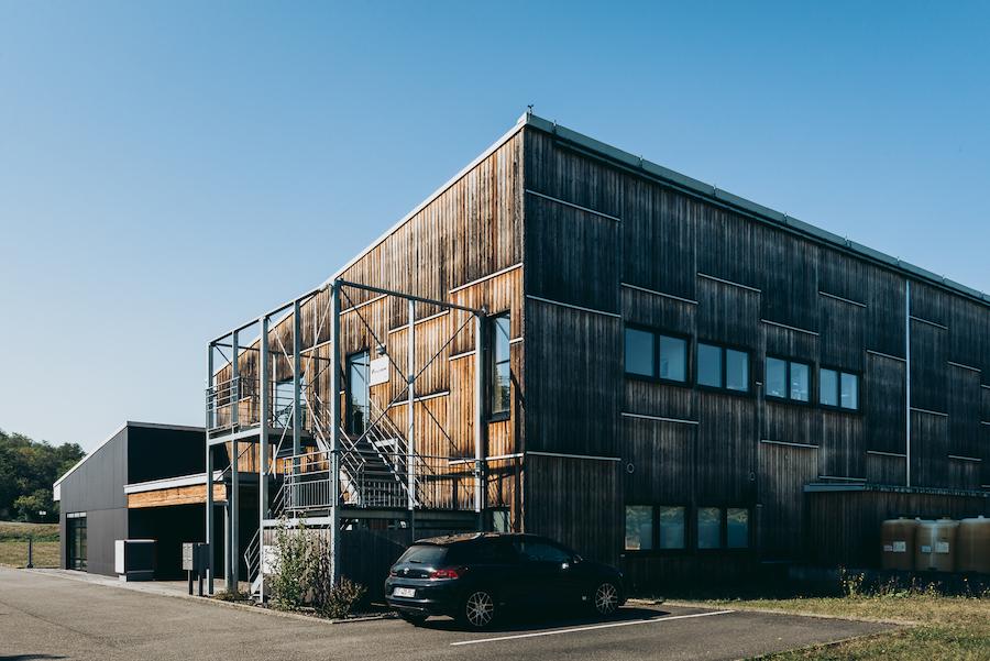 Bolidum, siège, installation de chauffage, Études en économie d'énergie