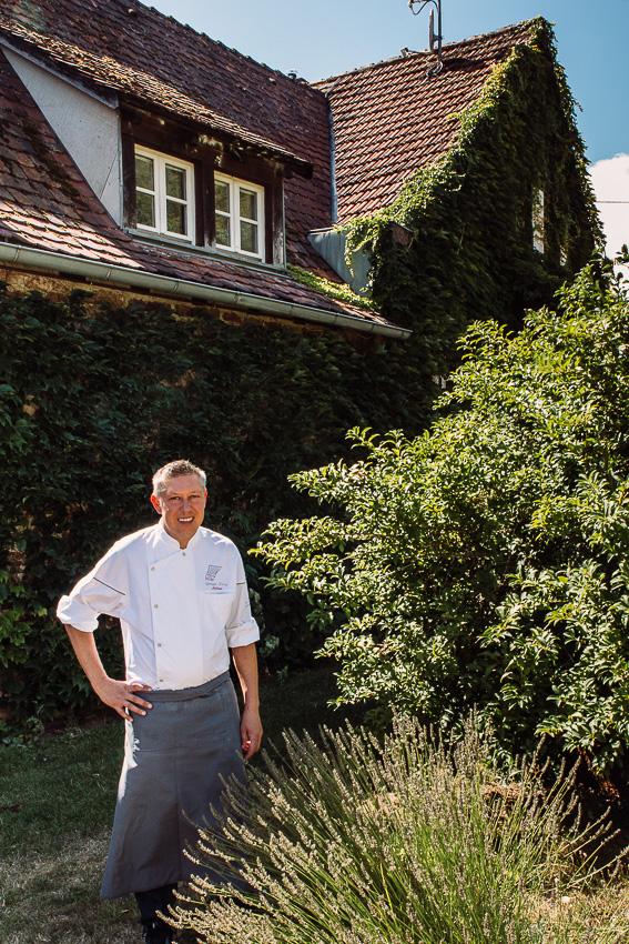 Georges Flaig, restaurant Anthon Obersteinbach