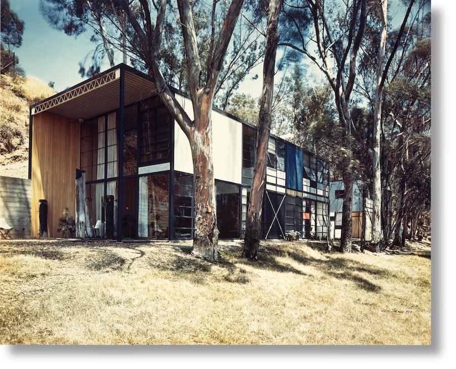 Case Study Houses Charles Ray Eames, Etats Unis