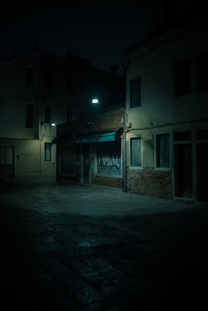 Venise vide confinement covid-19