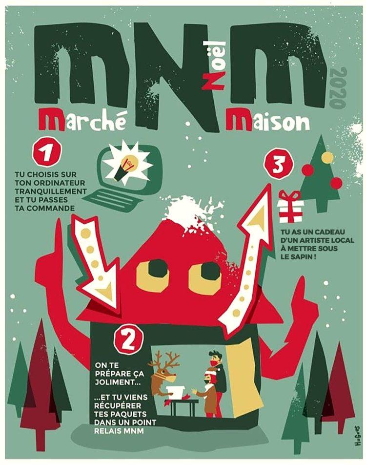Affiche du MNM