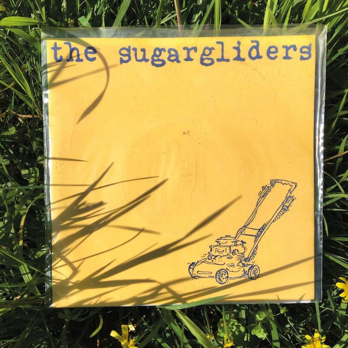 Pochette 45 tours The Sugargliders