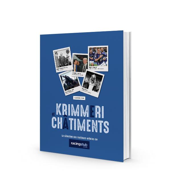 Couverture livre de Racingstub Krimmeri et châtiments