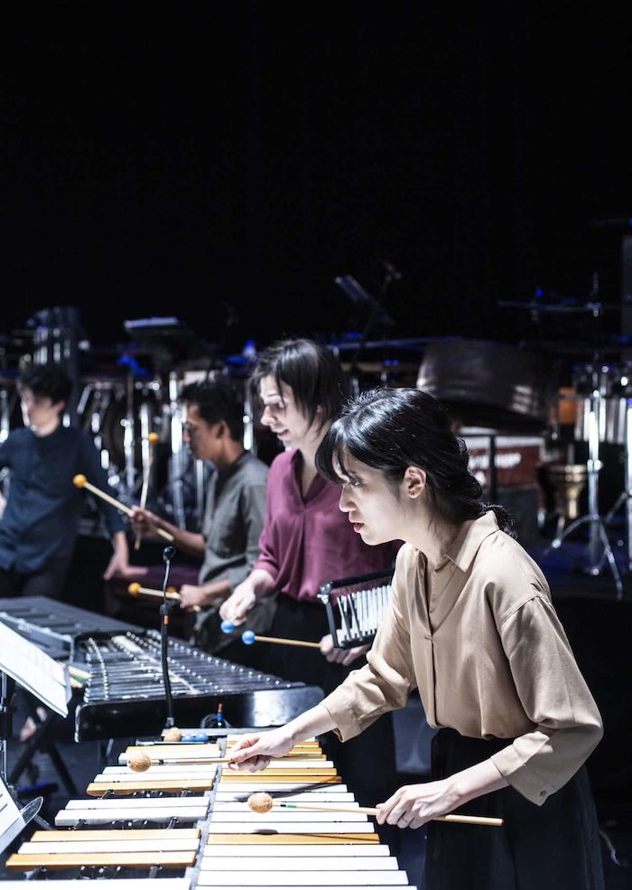 timelessness percussions de strasbourg
