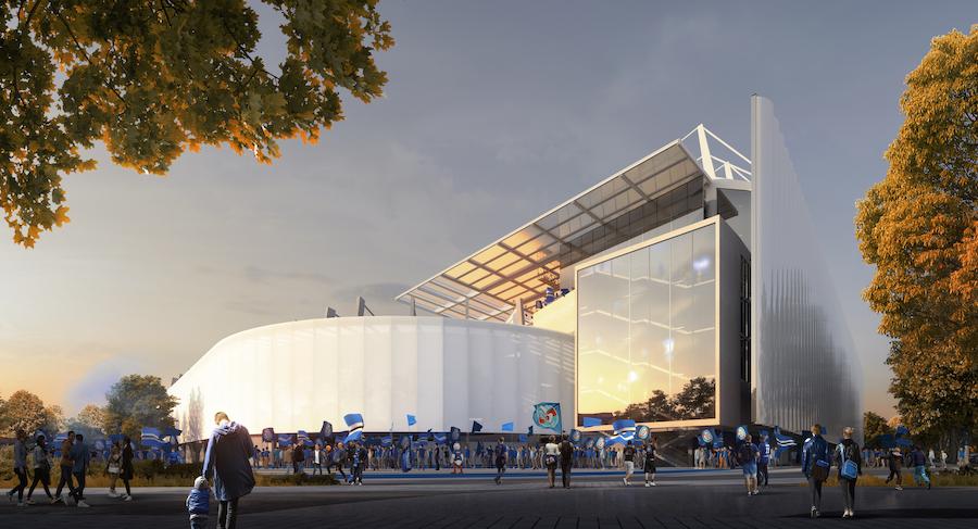 Stade de la Meinau 2025