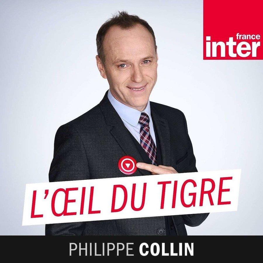 Emission l'oeil du tigre - France Inter