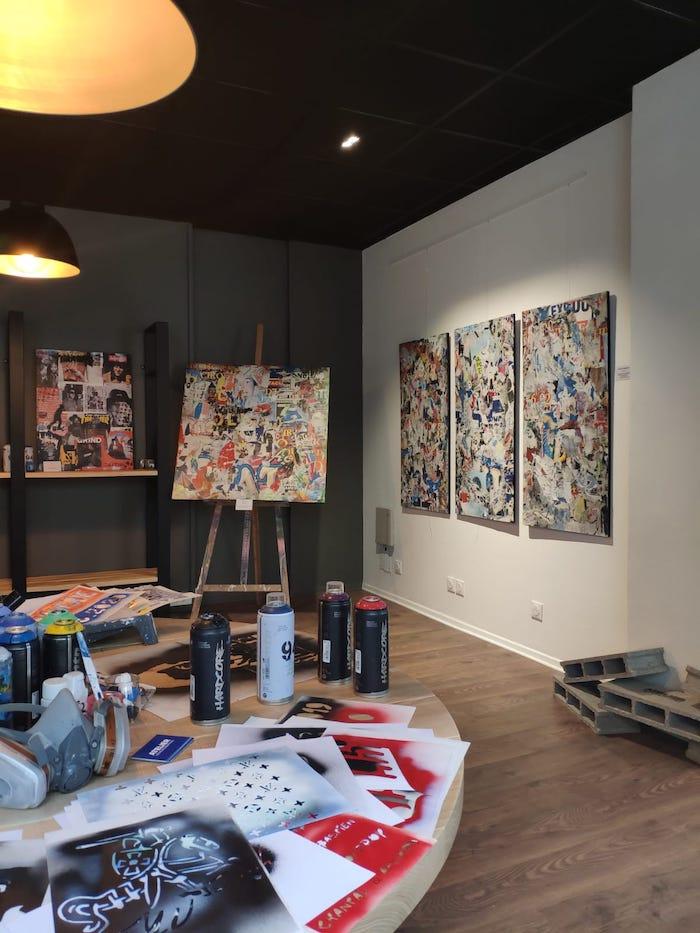 Galerie le 22 à Strasbourg