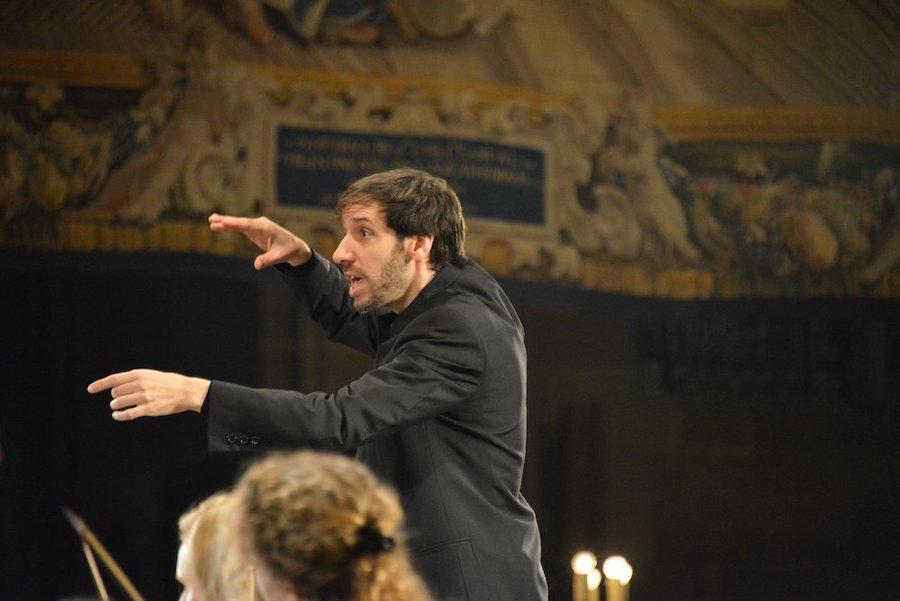 Luciano Bibiloni chef orchestre opera du rhin