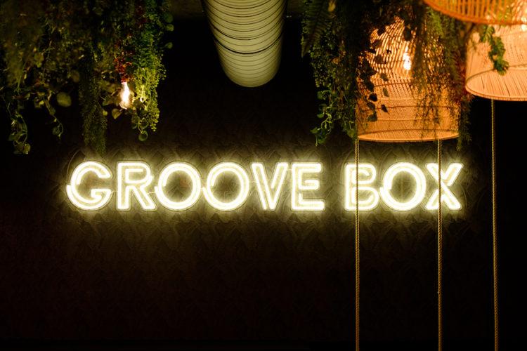 Karaoké Groove Box