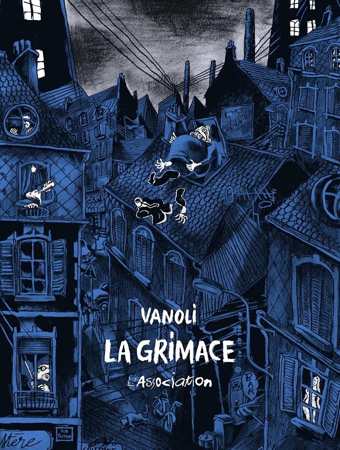La Grimace Vincent Vanoli