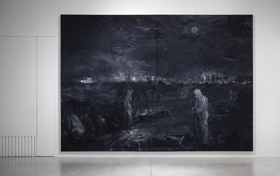 Yan Pei-Ming Pandémie