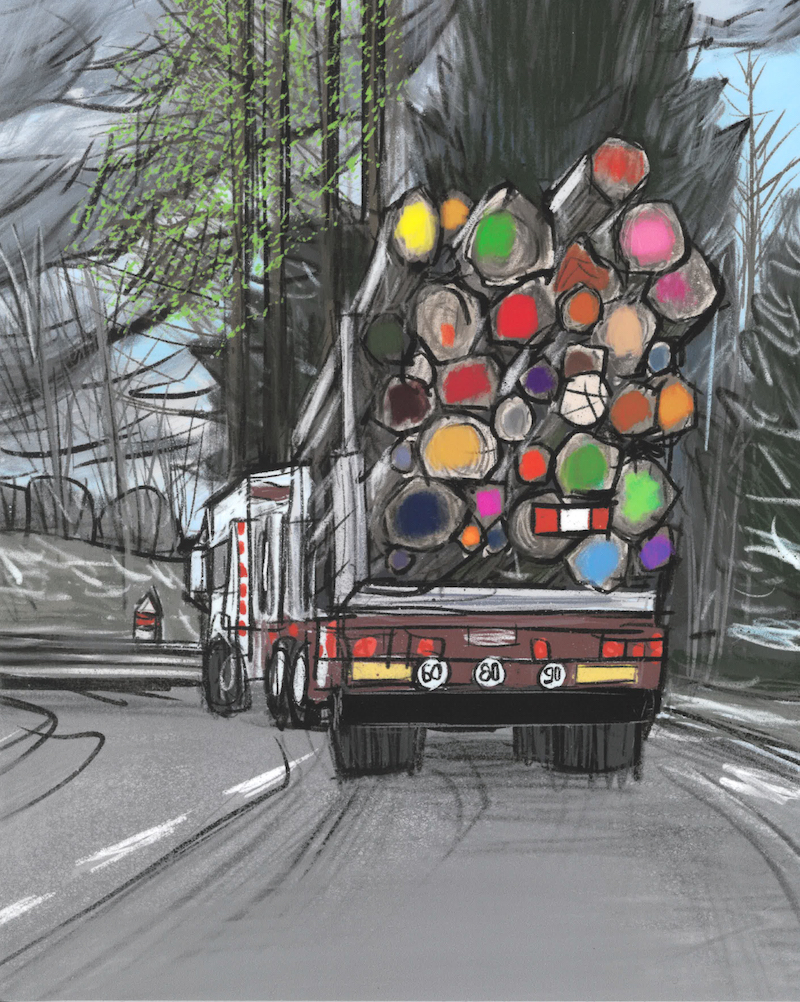 Christophe Meyer - Tracer la route